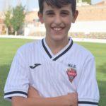 Jorge Aznar Molina es jugador del Aspe UD