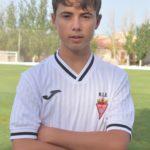 Jose Luis Trigueros Corrales es jugador del Aspe UD