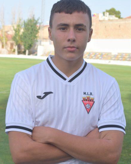 Marcos Navarro Haro es jugador del Aspe UD