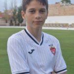 Pedro Asencio Navarrete es jugador del Aspe UD