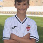 Tomás Navarro Ballesta es jugador del Aspe UD
