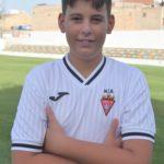Unay Cuenca Ortuño es jugador del Aspe UD