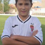 Yeremi Torres jugador del Aspe UD