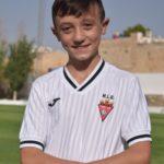 Alejandro Pérez Lara es jugador del Aspe UD