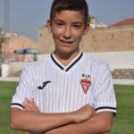 Hugo Martínez Mira es jugador del Aspe UD
