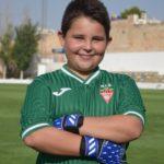 Ismael Aracil Ramos es jugador del Aspe UD