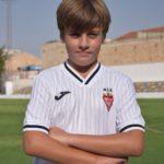 Jorge Alenda Antón es jugador del Aspe UD