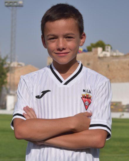 Jorge López Navarro es jugador del Aspe UD