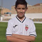 Rubén Amorós González es jugador del Aspe UD