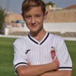 Sergio Del Peral Jimenez es jugador del Aspe UD