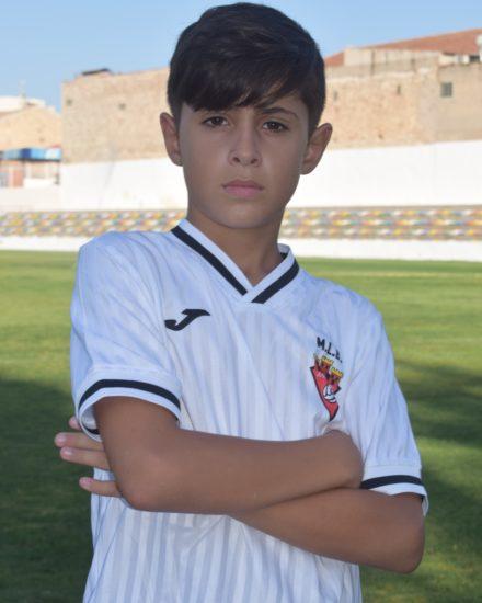 Álvaro Caballero Lloret es jugador del Aspe UD