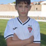 Bruno Gutiérrez García es jugador del Aspe UD