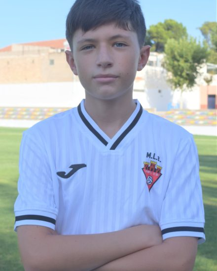 Carlos González Abad es jugador del Aspe UD