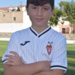 Daniel Botella Pujalte es jugador del Aspe UD