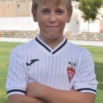Marcos López Cebrián es jugador del Aspe UD