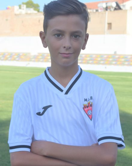 Marcos López Pérez es jugador del Aspe UD
