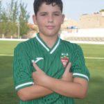 Óscar Martínez Pons es jugador del Aspe UD