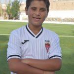 Rafa Morales Marco es jugador del Aspe UD