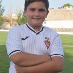 Raúl Gomariz de Mingo es jugador del Aspe UD