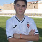 Tomás Marco Marco es jugador del Aspe UD