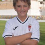 Víctor García Moreno es jugador del Aspe UD