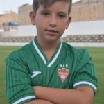 Adrián Cascales Domene es jugador del Aspe UD