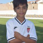 Lautaro Blanes Calderón es jugador del Aspe UD