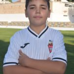 Nicolás Navarro Fernández es jugador del Aspe UD