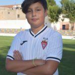 Sergio Muñoz Pujalte es jugador del Aspe UD
