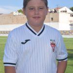 Cristian Egea Ramírez es jugador del Aspe Unión Deportiva