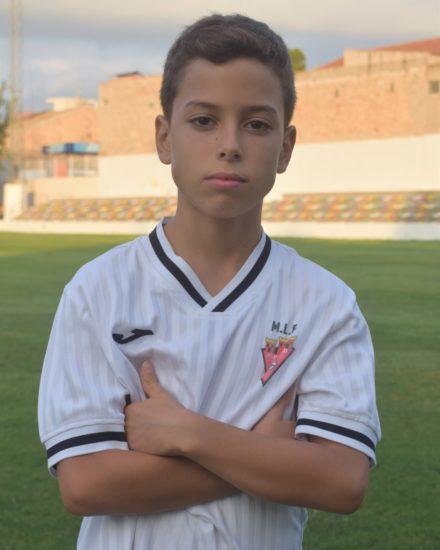 Carlos Menargues es jugador del Aspe UD