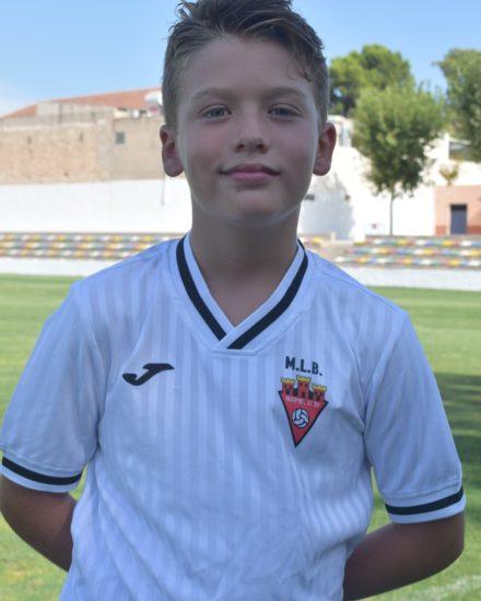 Daniel Martínez Pelaez jugador del Aspe UD