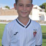 Jandro Cuenca Ortuño es jugador del Aspe UD