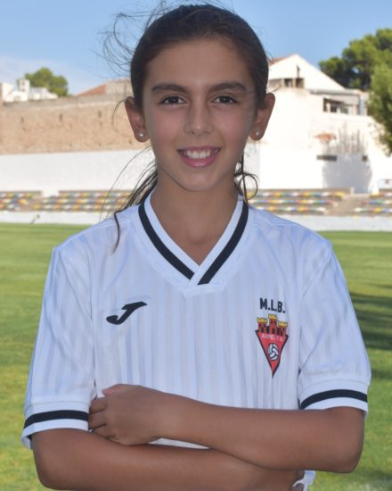 Laura Gómez Llopis es jugadora del Aspe UD