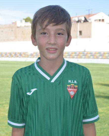 Luis Alenda Antón es jugador del Aspe UD