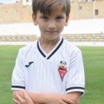 Marcos Pujalte Pavía es jugador del Aspe UD