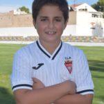 Rafael Cremades Llopis es jugador del Aspe UD
