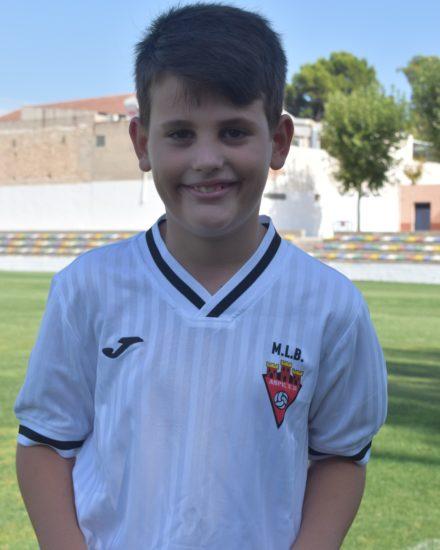 Víctor Aznar Molina es jugador del Aspe UD