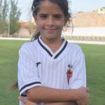 Andrea Alberola Perea es jugadora del Aspe UD