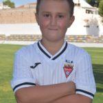 Darío Ramírez Vicente es jugador del Aspe UD