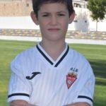Enzo Ruiz Pujalte es jugador del Aspe UD