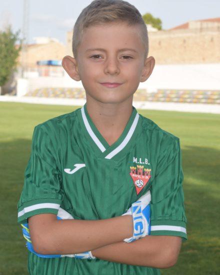 Fran Arenas Pérez es jugador del Aspe UD