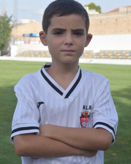 Pablo López Carrillo es jugador del Aspe UD