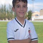 Hugo Pérez García es jugador del Aspe UD