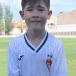 Iker Pujalte García es jugador del Aspe UD