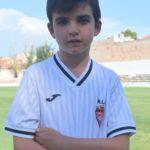 Javier Albiol Alenda es jugador del Aspe UD