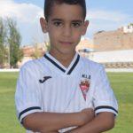 Jorge Pérez García es jugador del Aspe UD