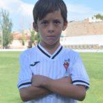 Pepe Alenda Antón es jugador del Aspe UD