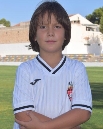 Marcos García Prieto es jugador del Aspe UD