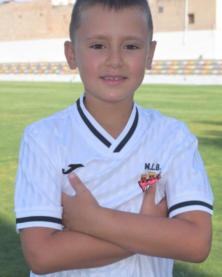 Nicolás Cantó Sellés es jugador del Aspe UD